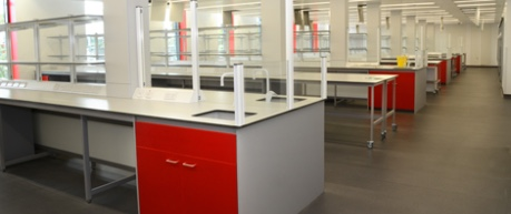 Artist impression of lab space at the Roslin Innovation Centre