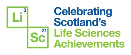 Scotland Life Sciences Awards logo
